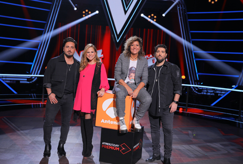 """The Voice Senior"" Premieres on Antena 3 Next December 10"